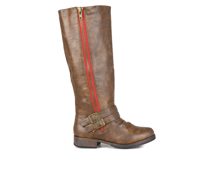 Women's Journee Collection Lady Wide Calf Knee High Boots