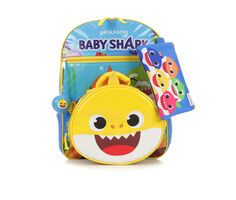 Accessory Innovations Baby Shark 5 Piece Backpack & Lunch Bag Set