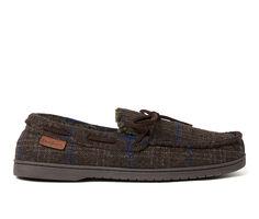 Dearfoams Micro Mocc WS Tie Slippers