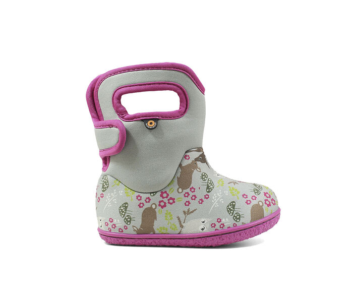 Kids' Bogs Footwear Toddler Woodland Friends Rain Boots