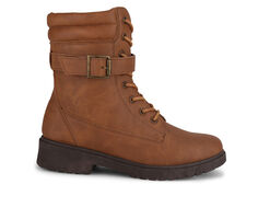 Women's Wanted Zoomie Lace-Up Booties