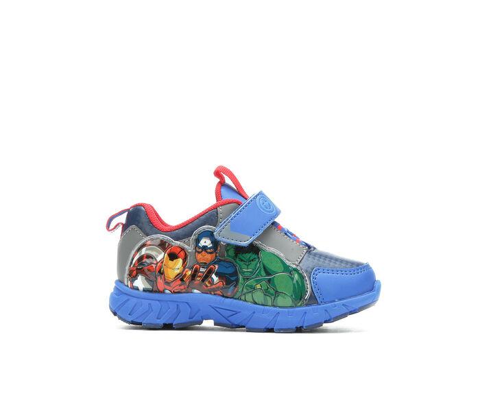 Boys' Marvel Toddler & Little Kid Avengers Lite Light-Up Sneakers
