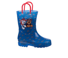 Boys' Nickelodeon Toddler & Little Kid Paw Patrol Rainboots with Lights