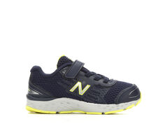 Boys' New Balance Toddler KA680PLI Wide Athletic Shoes
