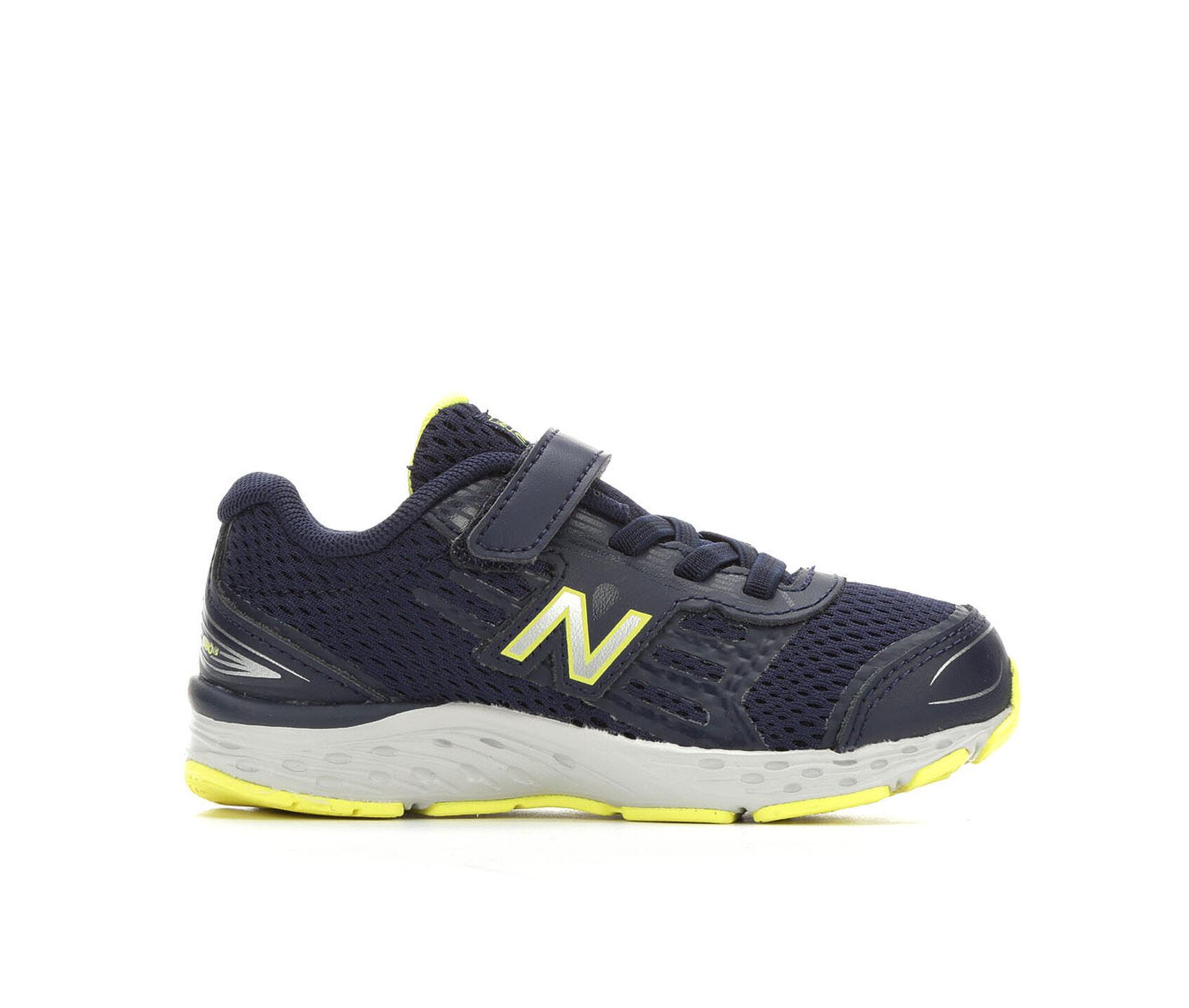 ... New Balance Toddler KA680PLI Wide Athletic Shoes. Carousel Controls 5ecb5684ba3d