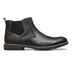 Men's Nunn Bush Fuse Plain Toe Chelsea Boots