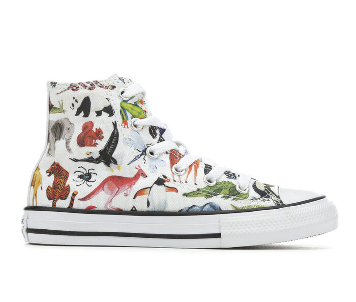 Boys' Converse Little Kid & Big Kid Chuck Taylor Animal High Top Sneakers