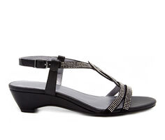 Women's London Fog Macey Dress Wedge Sandals