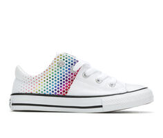 Girls' Converse Little Kid & Big Kid Madison Ox Rainbow Sneakers