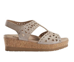 Women's Earth Bruan Rosa Flatform Sandals