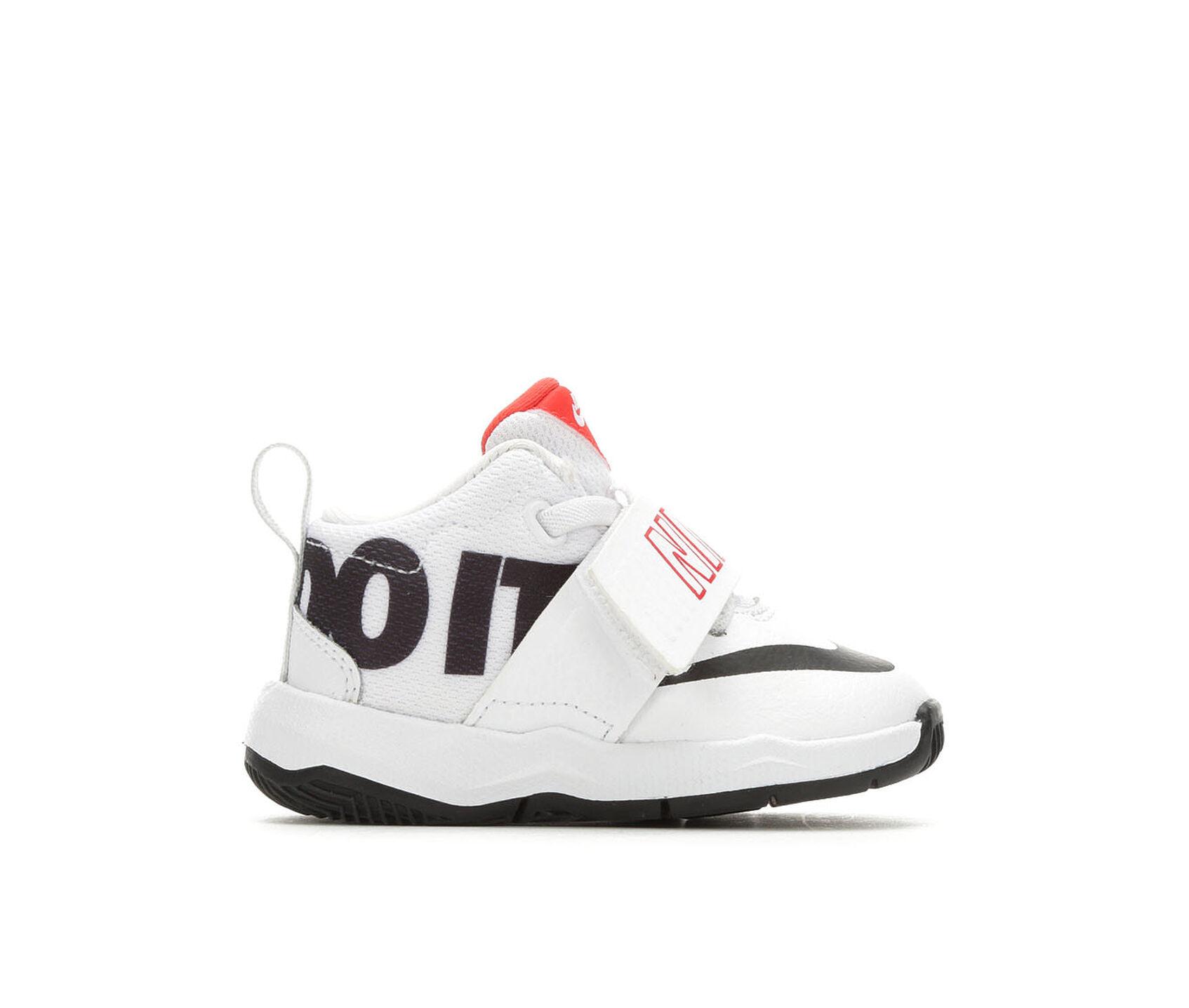 8ce2108d2ca Boys  Nike Infant   Toddler Team Hustle D8 JDI Basketball Shoes ...