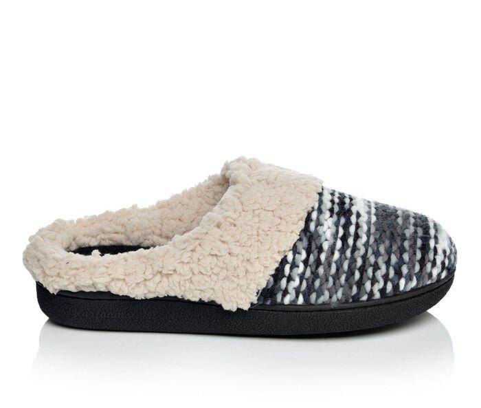 Women's Dearfoams Novelty Knit Clog with Memory Foam