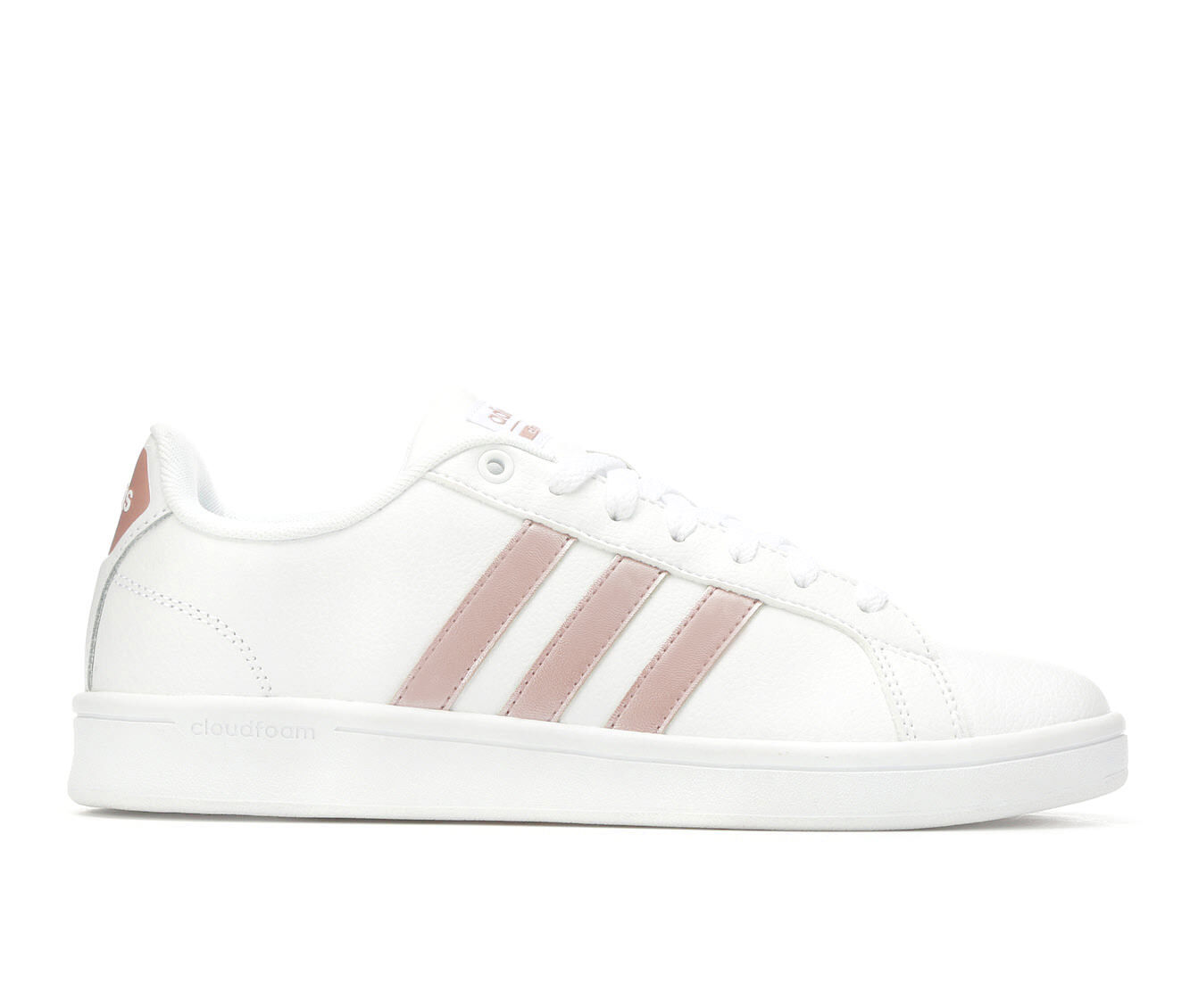 Women's Adidas Advantage Stripes Sneakers
