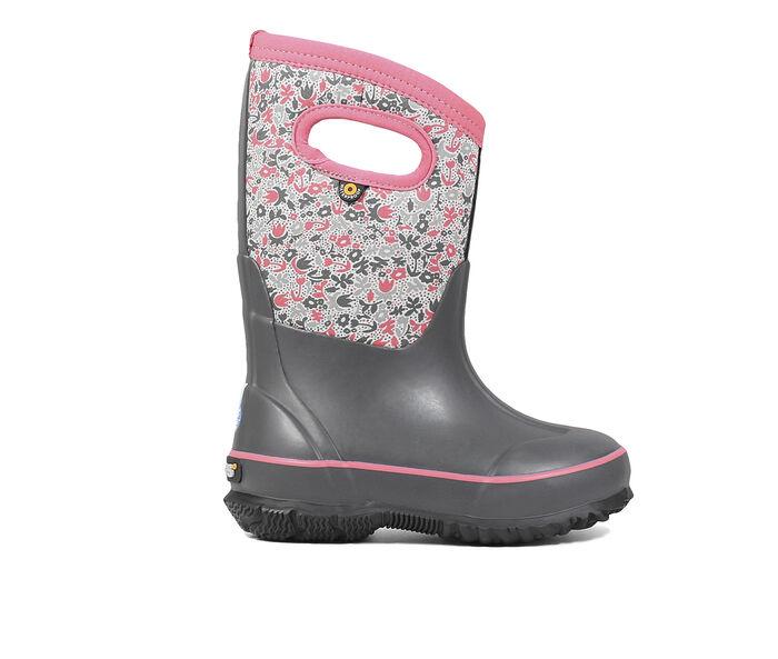 Girls' Bogs Footwear Toddler/Little Kid/Big Kid Classic Freckle Flower Boots