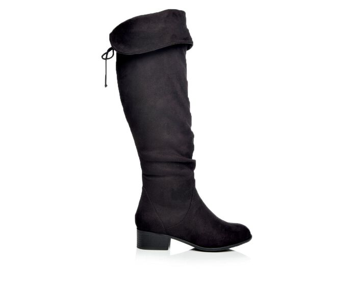 Women's Y-Not Natalie Over-The-Knee Boots