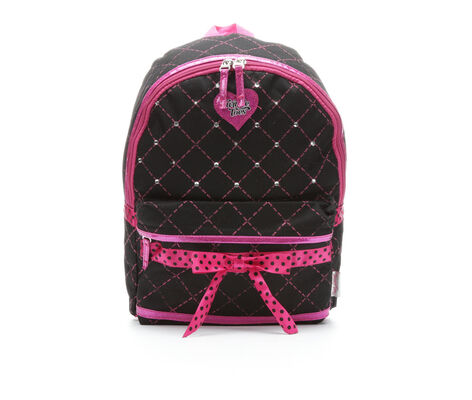 Skechers Accessories Diamond Quilt Backpack with Lights