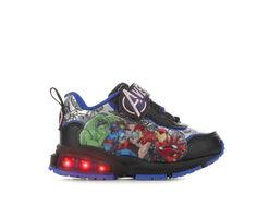 Boys' Marvel Toddler & Little Kid Avengers 9 Light-Up Sneakers