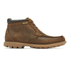 Men's Rockport Patten Moc Toe Boot Boots