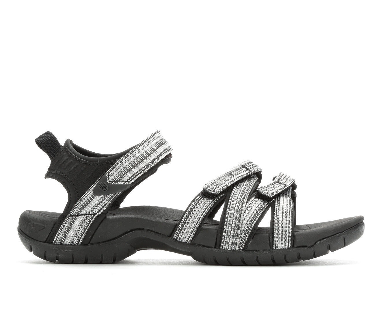 Best selling Women's Teva Tirra Outdoor Sandals Blk/Whte Multi