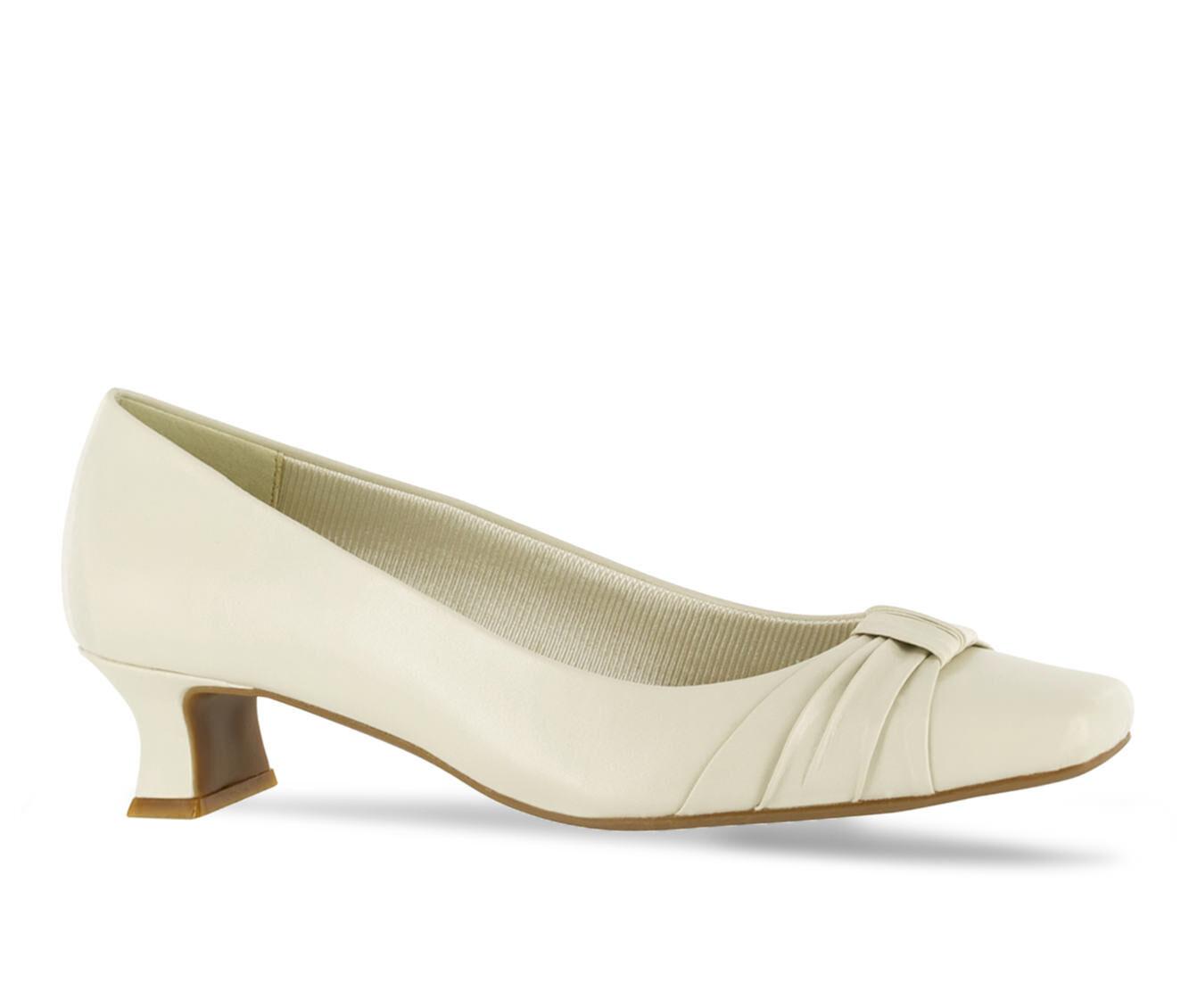 Economic Popular Women's Easy Street Waive Shoes Bone