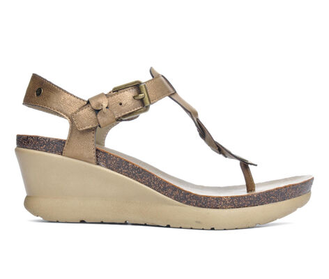Women's Axxiom Finley Platform Wedge Sandals