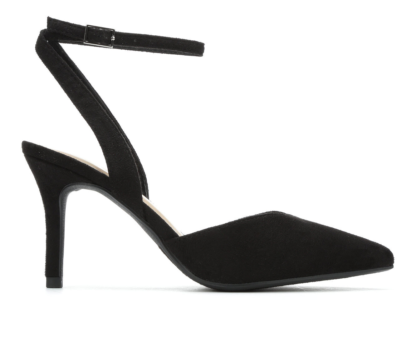 Women's Y-Not Mary Jane Pumps Black Micro