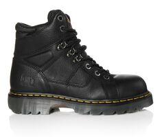 Men's Dr. Martens Industrial Ironbridge 6 In Steel Toe Work Boots