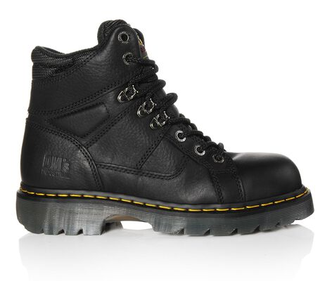 Men's Dr. Martens Industrial Ironbridge 6 In Steel Toe Work Boots