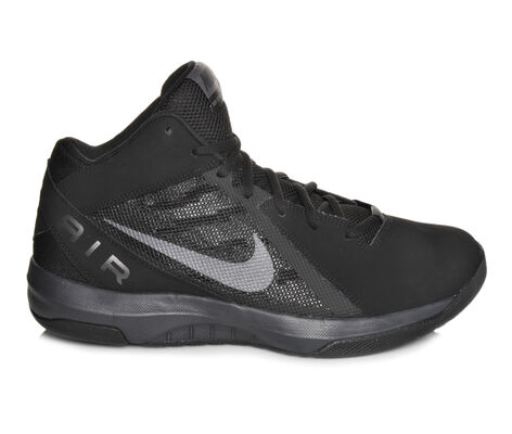 Men's Nike The Overplay 9 Nubuck Basketball Shoes