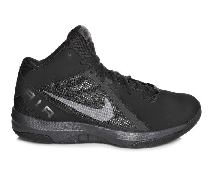 Men's Nike The Overplay 9 Nubuck Basketball Shoes
