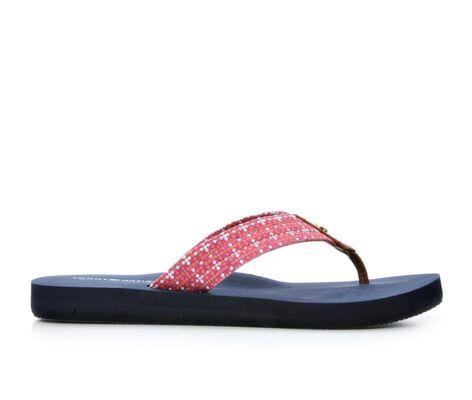 Women's Tommy Hilfiger Chain Flip-Flops