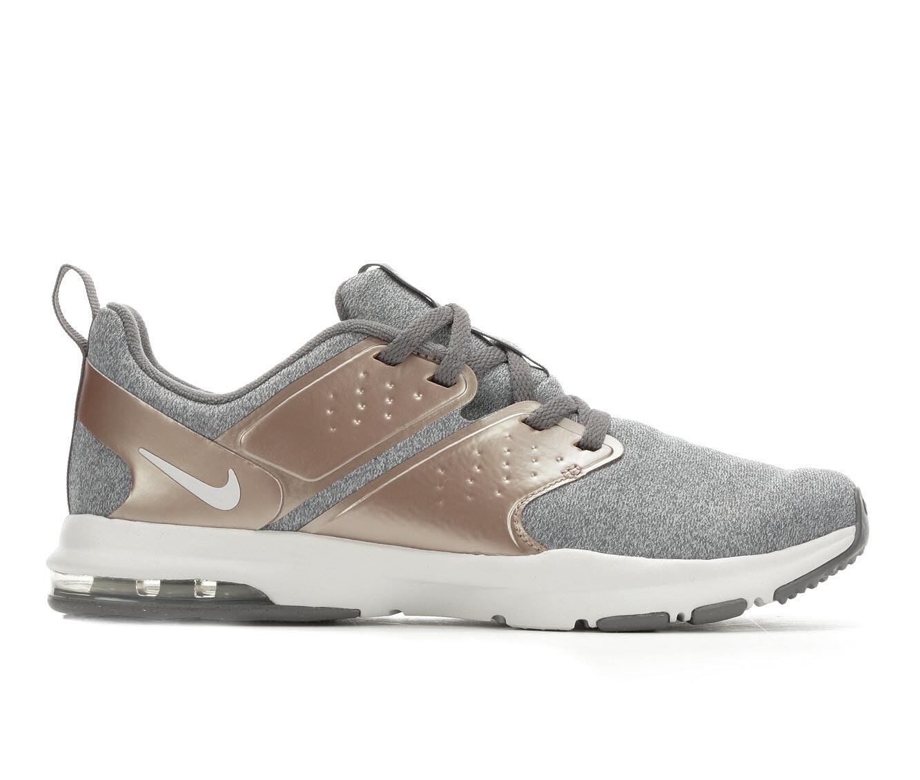 Women's Nike Air Bella TR Premuim Training Shoes Smoke/Gry/Taupe