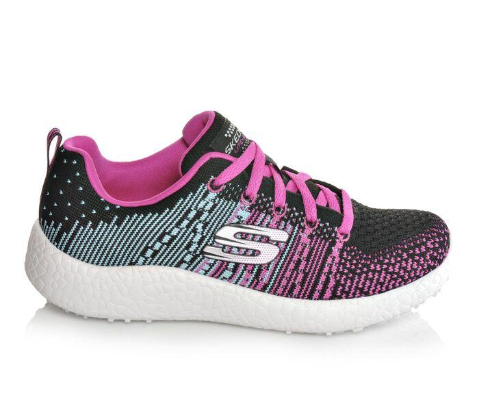 Girls' Skechers Energy Burst Ellipse 10.5-6 Running Shoes