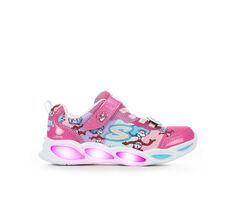 Girls' Skechers Little Kid Dr. Seuss Shimmer Beams Funtime Light-Up Shoes