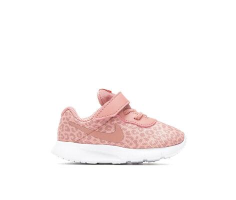 Girls' Nike Infant Tanjun Print Sneakers