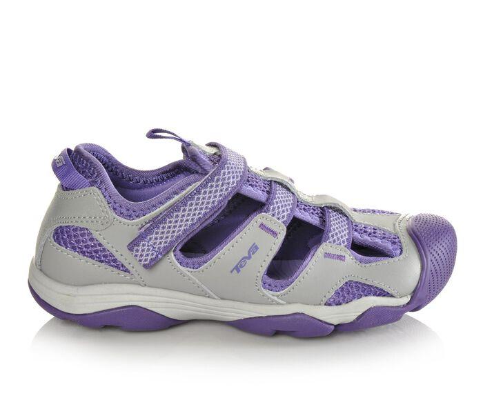 Kids' Teva Jansen Leather 8-13 Outdoor Sandals