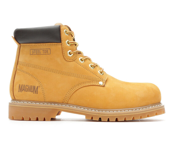 Men's Magnum Gritstone Mid Steel Toe Work Boots