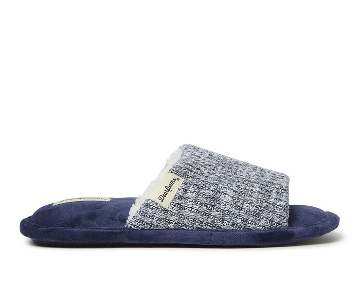 Dearfoams Lane Knit Slide