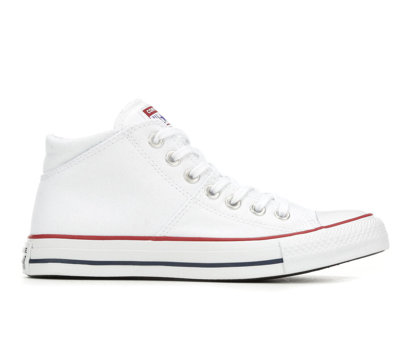 Women's Converse Madison Mid Sneakers White/White