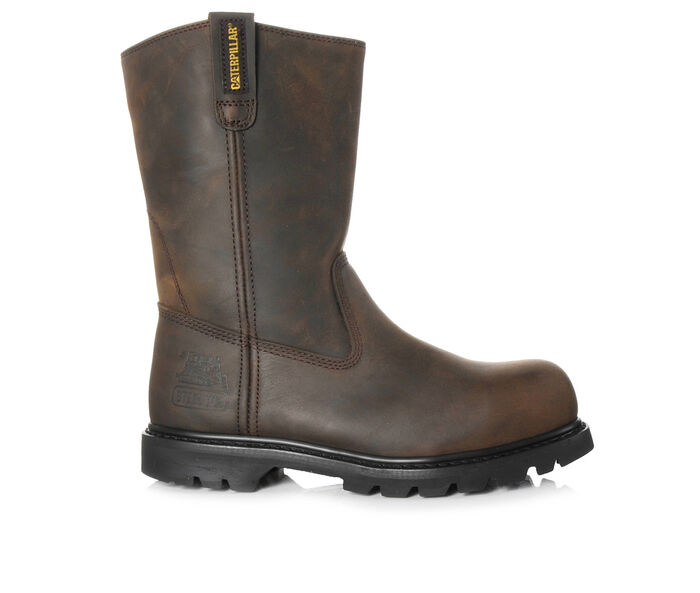Men's Caterpillar Revolver Steel Toe Work Boots