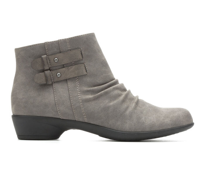 Women's Axxiom Cherlie Ruched Booties