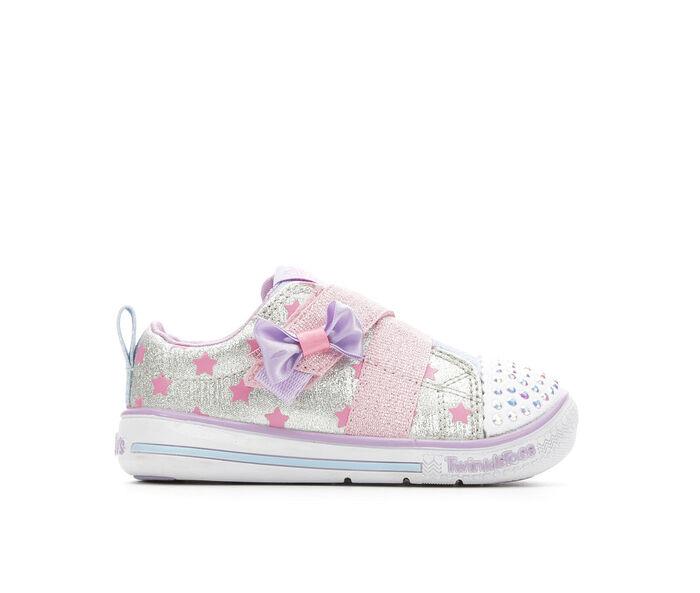 Girls' Skechers Toddler & Little Kid Sparkle Shine Light-Up Sneakers