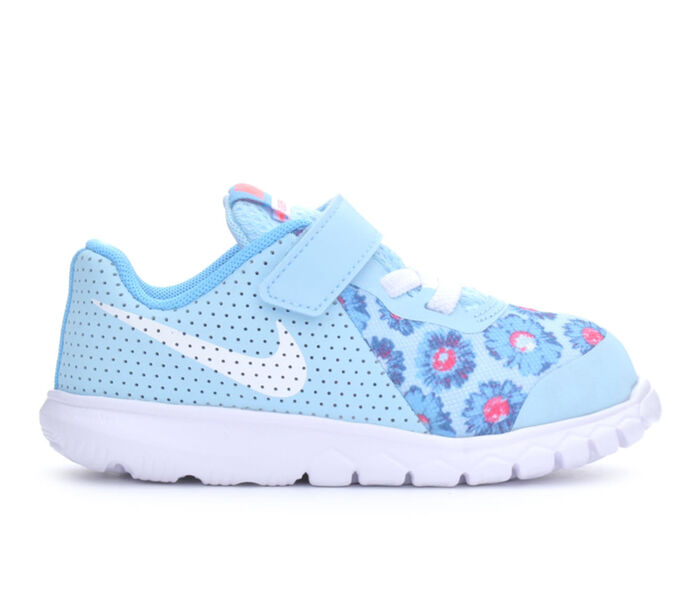 Girls' Nike Infant Flex Experience Print 5 Girls Athletic Shoes