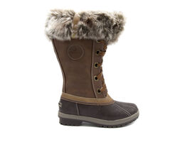 Women's London Fog Melton Duck Boots