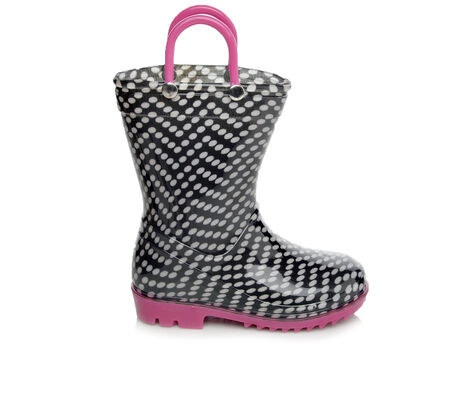 Girls' Capelli New York Infant Rainboot 5-10 Rain Boots