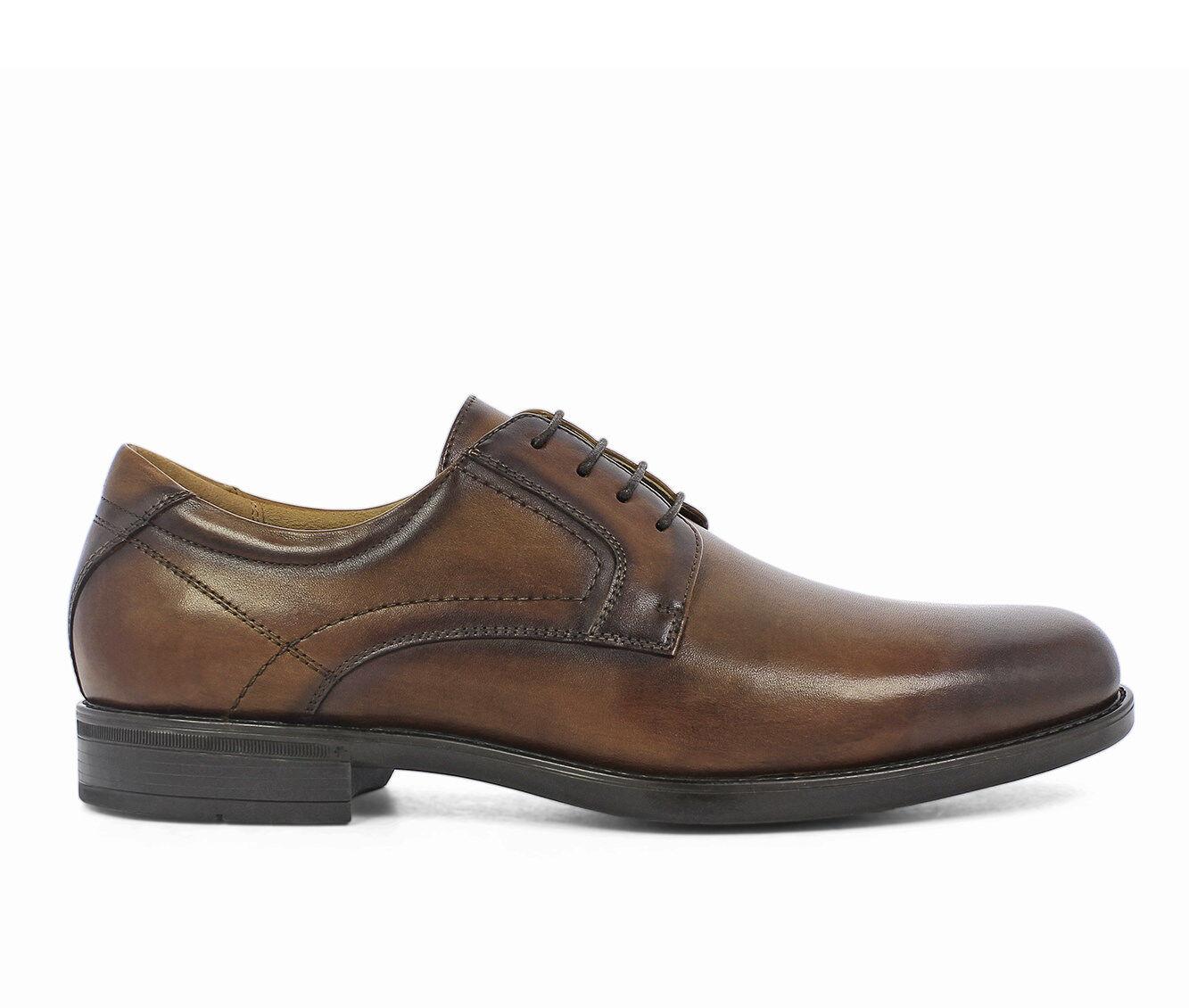 Buy Original Men's Florsheim Midtown Plain Toe Ox Dress Shoes Cognac