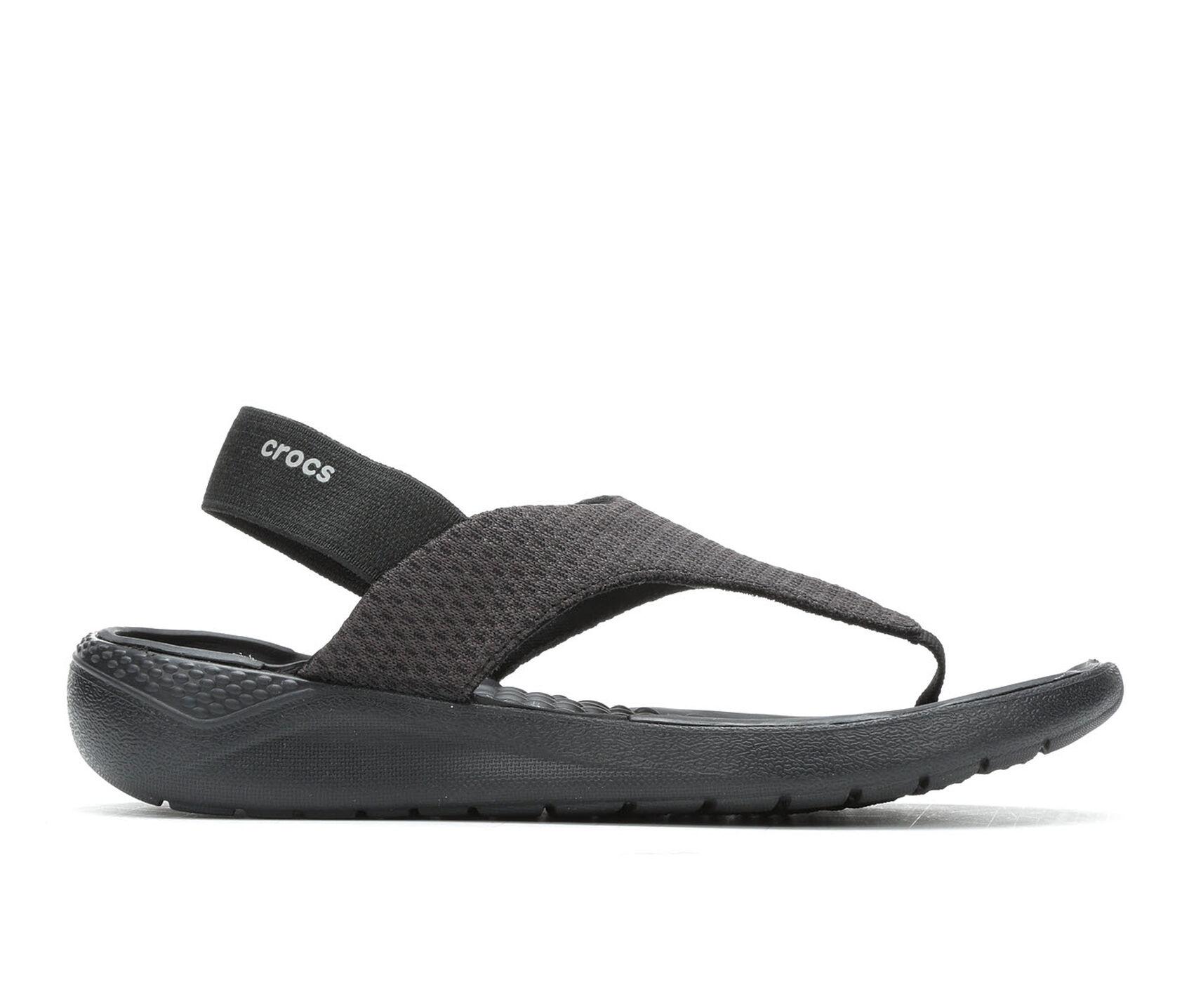 ce64bc848b6e4 Women's Crocs Literide Mesh Flip