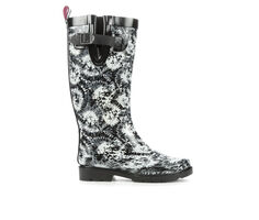 Women's Capelli New York Tie Dye Tall Rain Boots