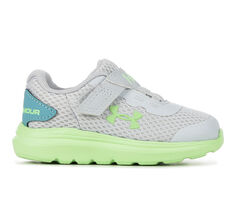 Girls' Under Armour Toddler Surge 2 Fade Running Shoes