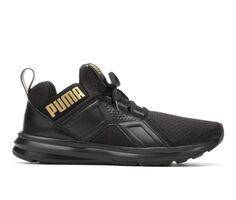 Women's Puma Enzo Varsity High Top Slip-On Sneakers